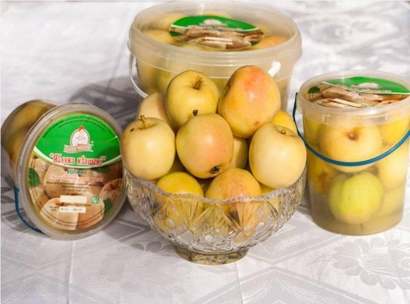 Моченые яблоки польза и вред для здоровья