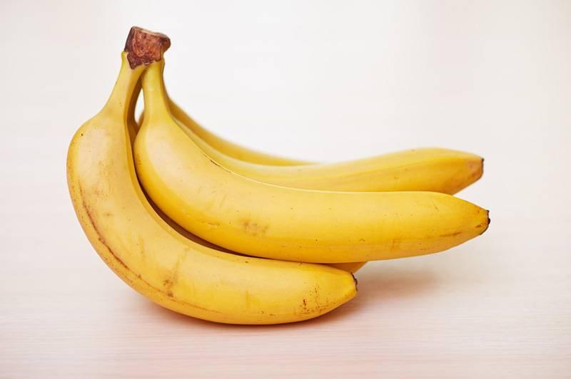 Польза почерневших бананов