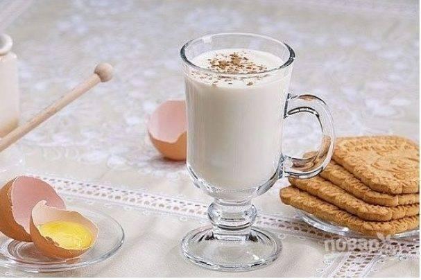 7 простых рецептов гоголь-моголя для вашего здоровья