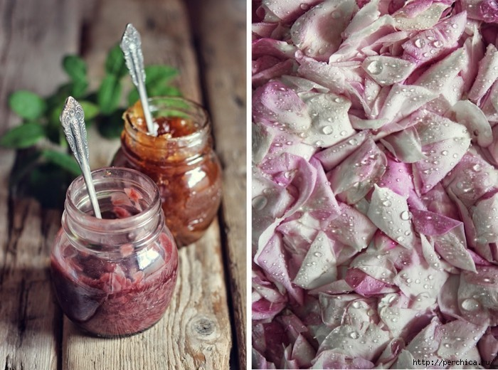 Варенье из розовых лепестков — пошаговый рецепт с фото