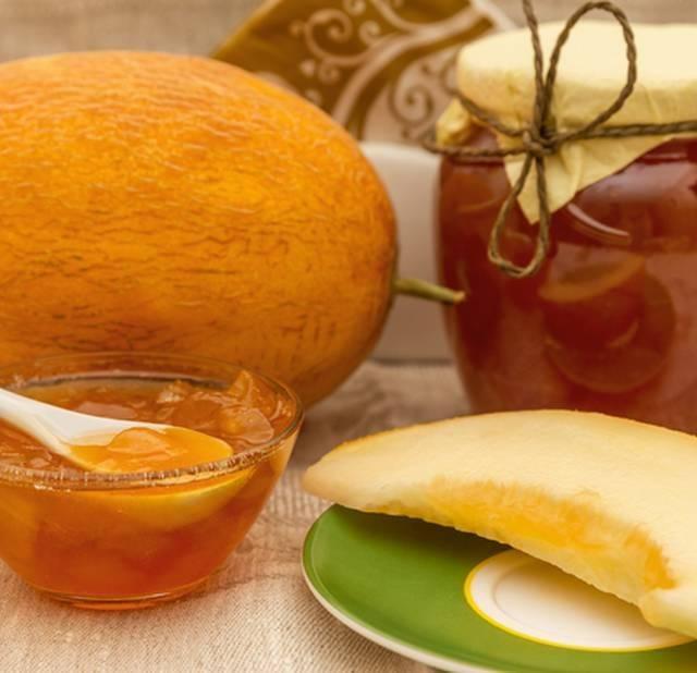 Варенье из дыни – 5 очень вкусных рецептов