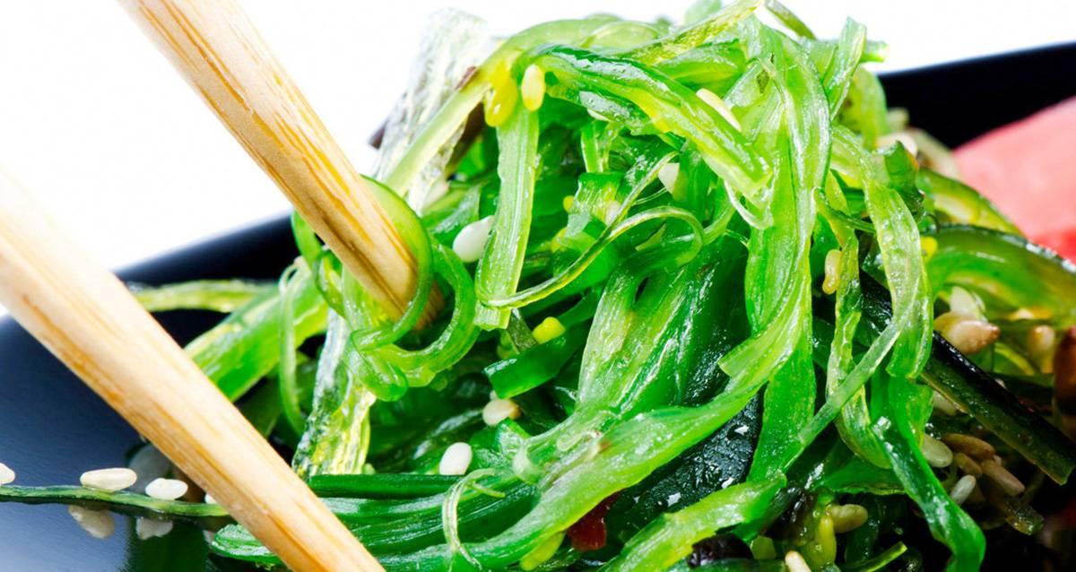 Морская капуста – лечебные свойства, польза и вред для организма
