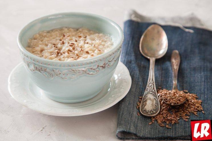 Льняная каша: польза и вред, рецепты приготовления с фото, отзывы