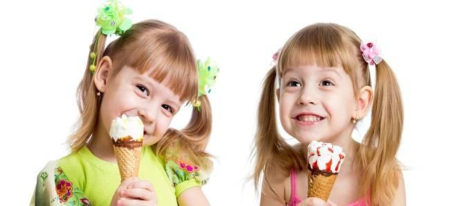 Польза и вред мороженого для организма