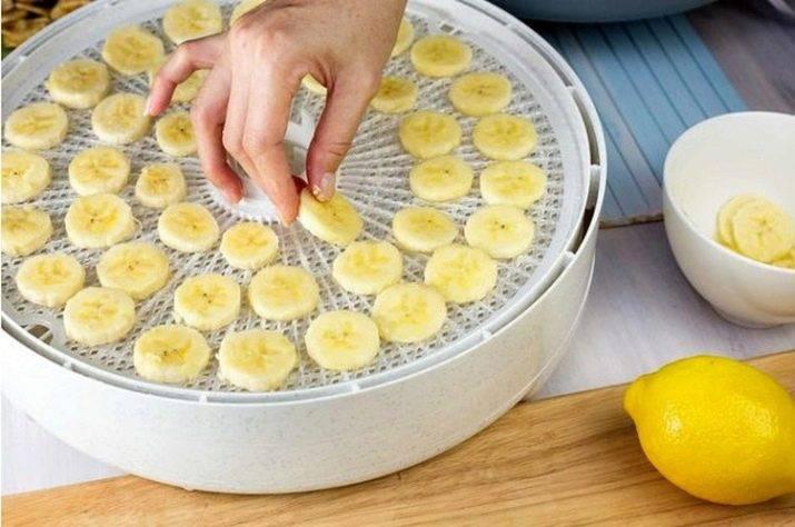 Как посушить бананы в домашних условиях