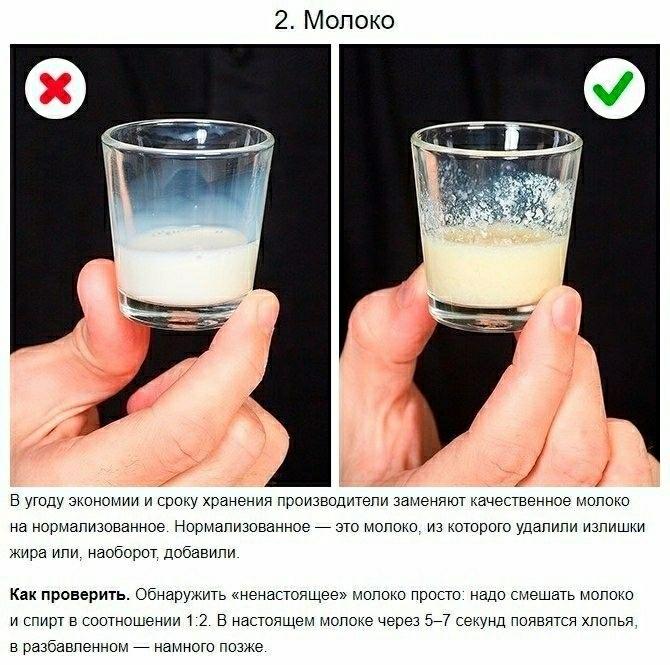 Проверим натуральность молока из магазина – результат за минуту!