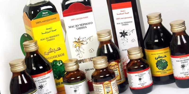 Польза и вред масла черного тмина для организма человека