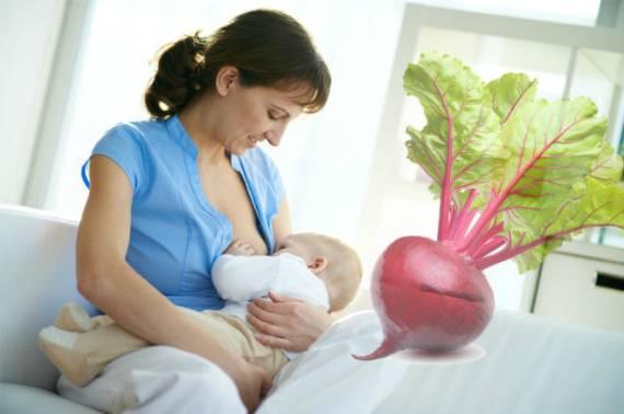Свёкла при беременности – плюсы и минусы