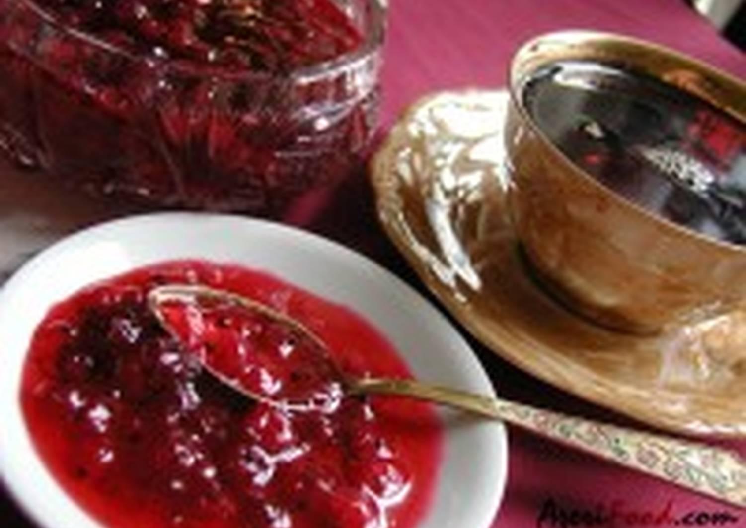 Варенье из красной смородины на зиму пятиминутка: 3 рецепта приготовления