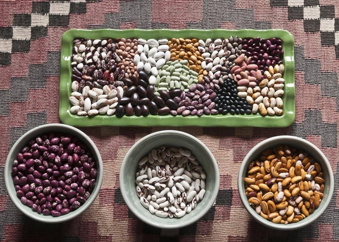 Как хранить фасоль в домашних условиях?