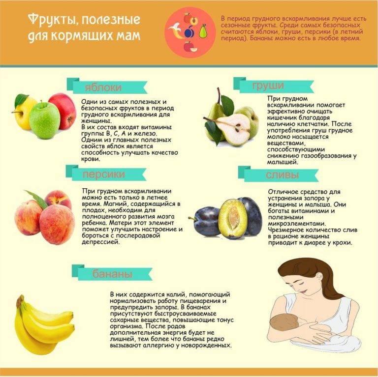 Можно ли есть яблоки при грудном вскармливании? как употреблять продукт?