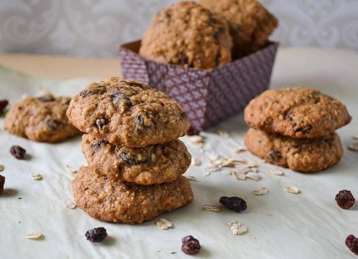 Полезно ли овсяное печенье, калорийность и состав