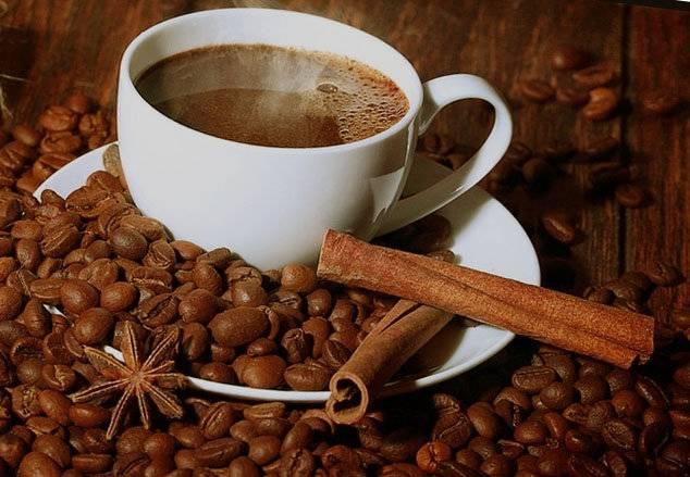 Свойства и рецепты кофе с корицей