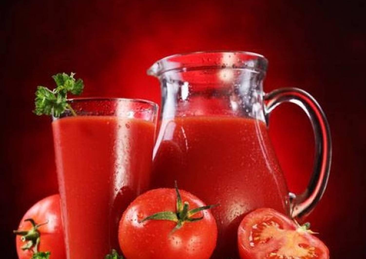 Томатный сок и его польза для здоровья