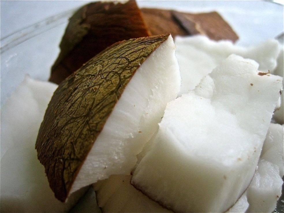 Кокосовая паста польза и вред как принимать