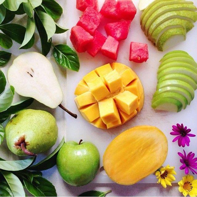 Что станет с организмом, если есть только овощи и фрукты