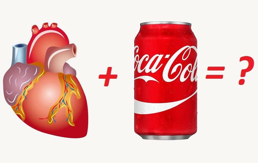 Кока кола польза и вред