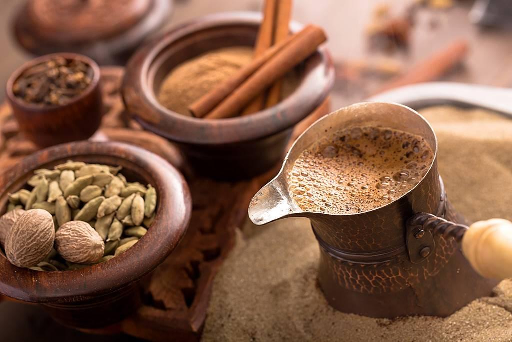 Полезные свойства кофе с кардамоном