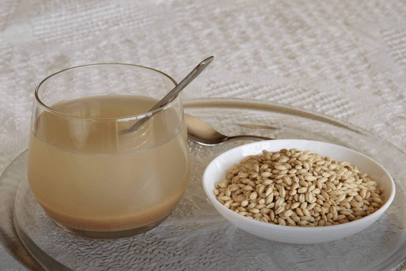 Ячмень напиток польза и вред для здоровья