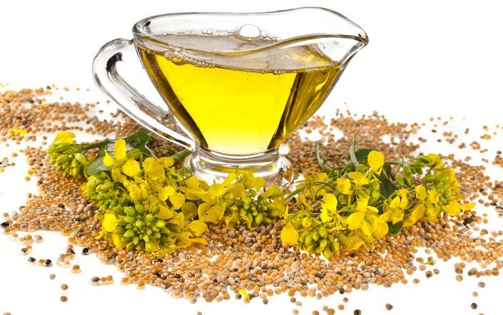 Горчичное масло: полезные свойства и применение, противопоказания