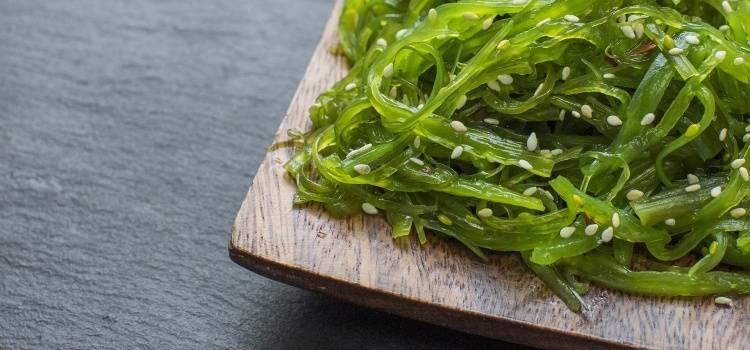 Полезные и отрицательные свойства морских водорослей чука