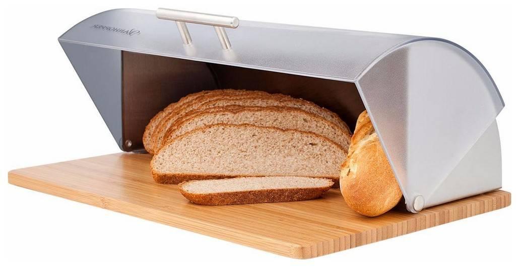 Как правильно хранить хлеб в домашних условиях