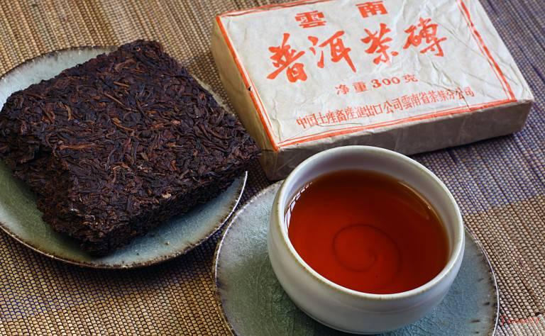 Чай пуэр — польза и вред. правила заваривания пуэра