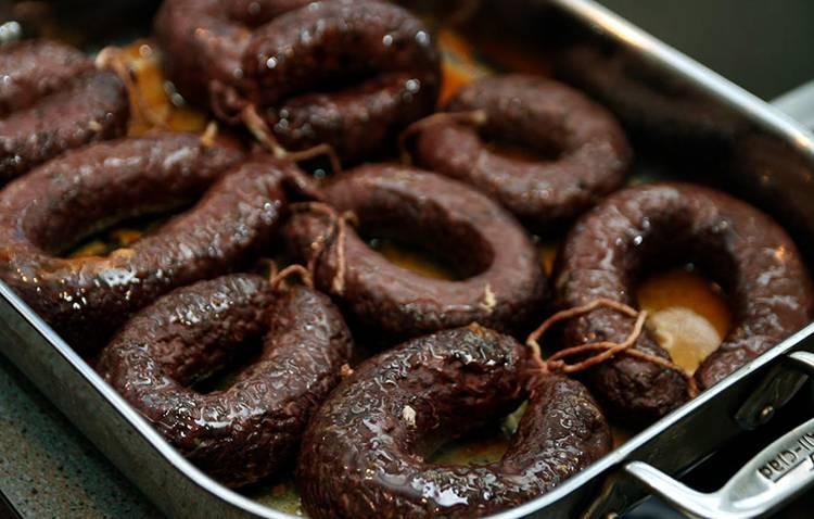 Кровяная колбаса: польза и вред, калорийность, рецепт с фото. кровяная колбаса — польза и вред для организма