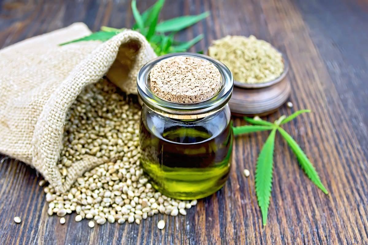 Польза и вред конопляного масла для организма