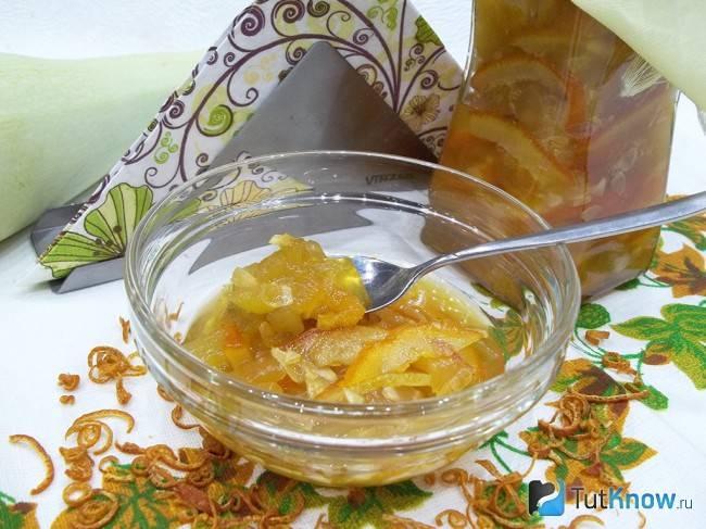 Кабачковое варенье из кабачков - 11 домашних вкусных рецептов