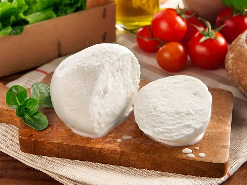 Сыр «моцарелла»: польза и вред для организма человека