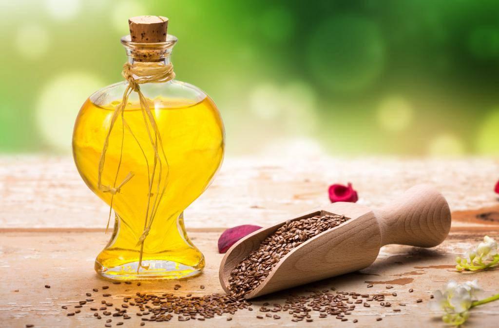 Льняное масло: польза, вред и способы его применения