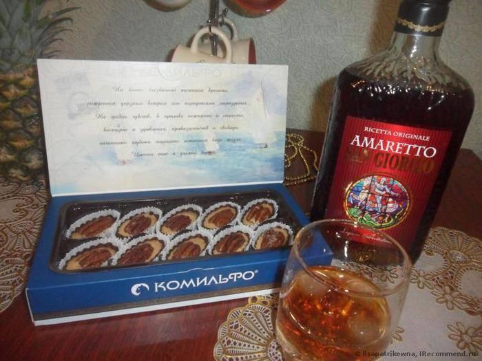 Рецепт ликера «амаретто» и с чем его пить — излагаем по пунктам
