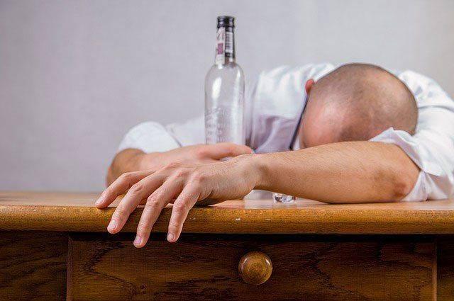 Алкоголик – тяжелое состояние