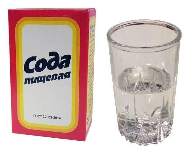 Питьевая сода при алкоголизме