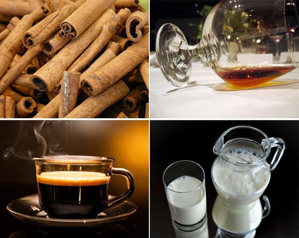Цикорий и другие ингредиенты