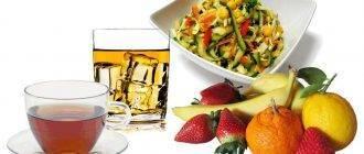 Виски и еда