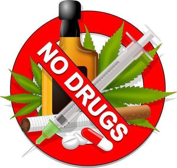 Скажем нет наркотикам