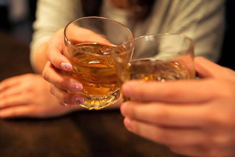 Распитие напитков