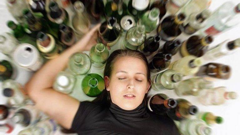 Как отходить после запоя