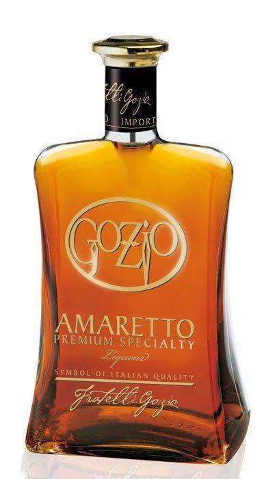 Бутылка Амаретто
