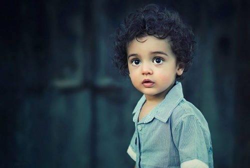 Красивый ребенок