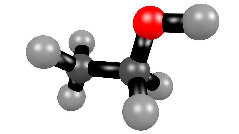 Этиловый спирт (этанол)
