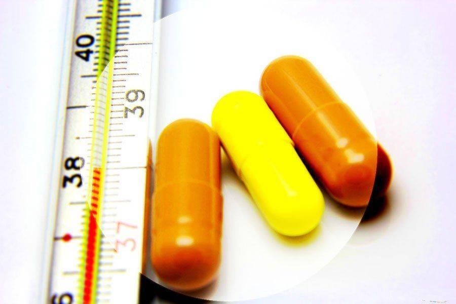 Термометр и препараты