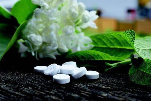 Средства гомеопатии