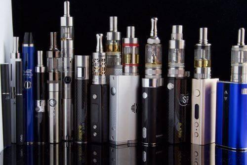 Электронные гаджеты для курения