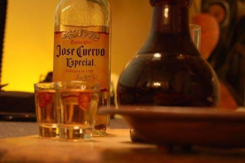 Кальян и алкоголь
