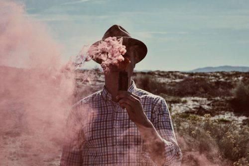 Злостный курильщик