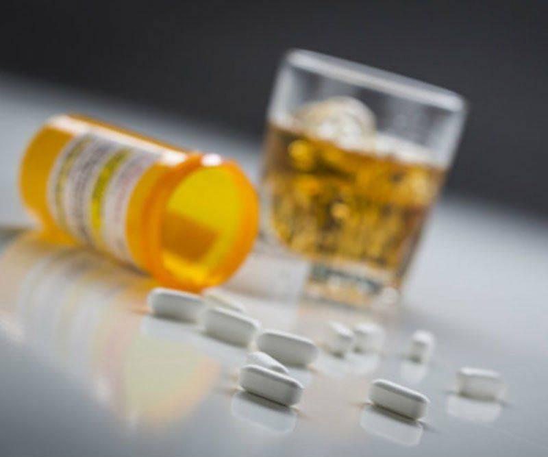 Лекарства и алкоголь