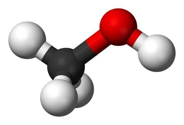 Как метанол действует на организм человека?